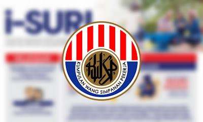 Semakan Status i-Suri KWSP 2020 Online