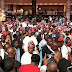 Buhari, Alaafin Of Oyo, Oluwo Of Iwo,  Ooni Of Ife  At Tinubu's Colloquium (Photos)