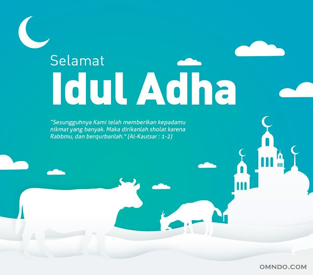 Gambar Ucapan Idul Adha 1441 H