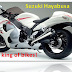 Suzuki Hayabusa - The king of bikes!