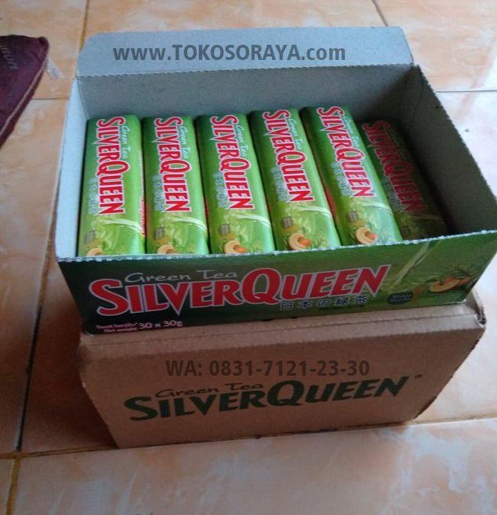 photo produk silverqueen green tea