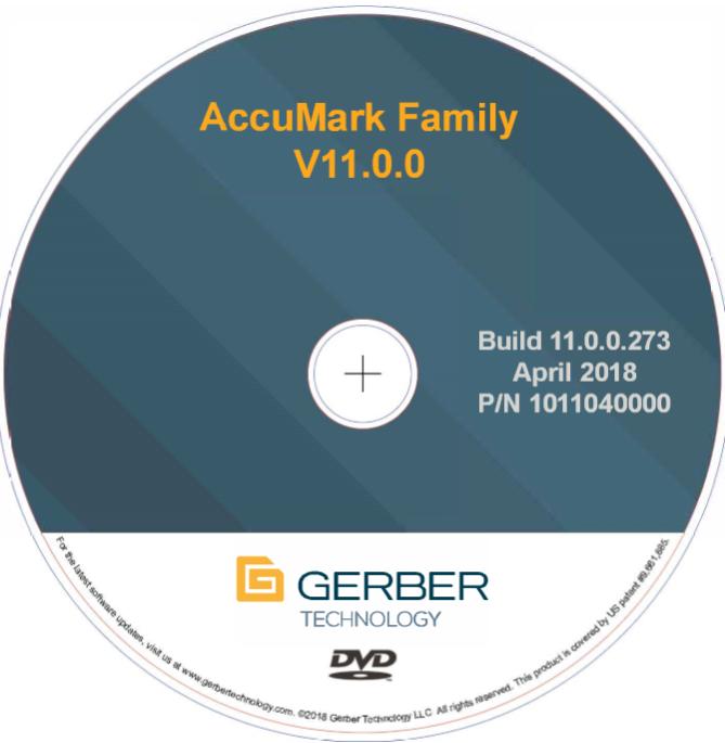 Gerber Accumark 11 With Accunest + Accuplan + 3D Work