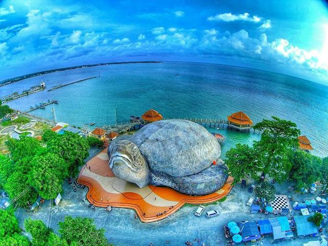 Tiket Masuk dan Lokasi Pantai Kartini Jepara Jawa Tengah