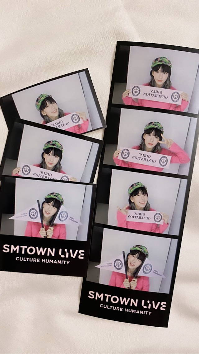 Knetz adore how cute and pretty Girls Generation Taeyeon in SMTOWN LIVE Tickets on YouTube!