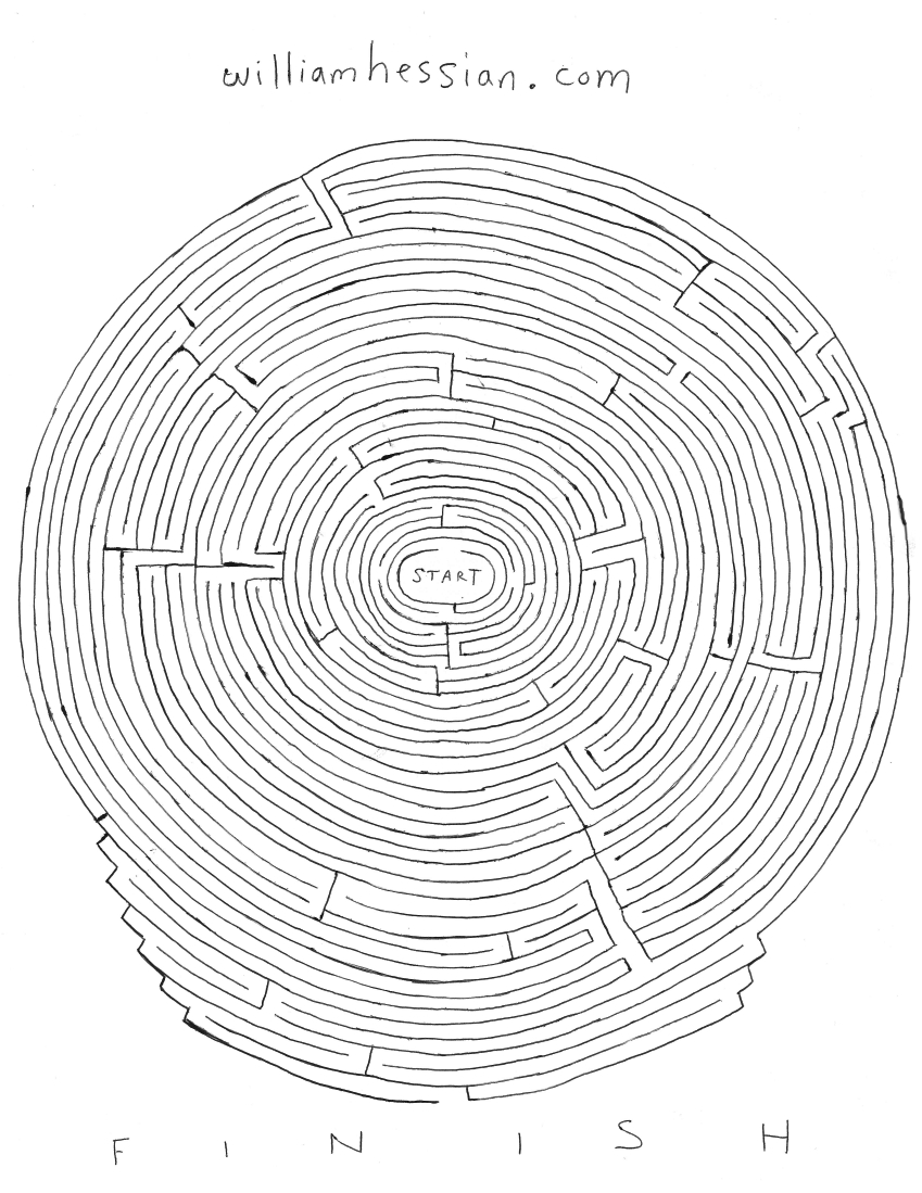 Bearded Bunny Blog Free Printable Mazes