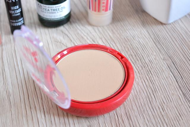 Bourjois Healthy Mix Pressed Face Powder