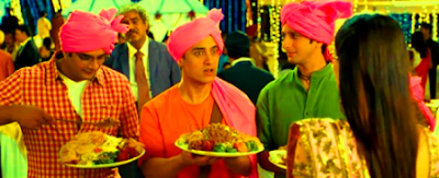 Aamir Khan in 3 Idiots