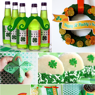 Last Minute St Patrick's Day Party Ideas & Inspiration