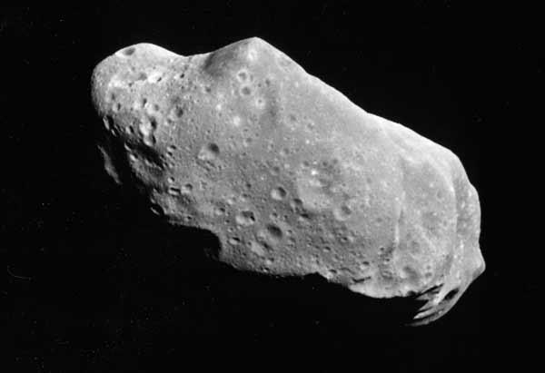 ByteAqui: NASA vai capturar asteroide em 2019