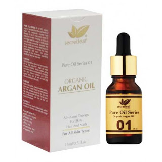 Organic argan oil 01 (pure oil series 01) 15ml