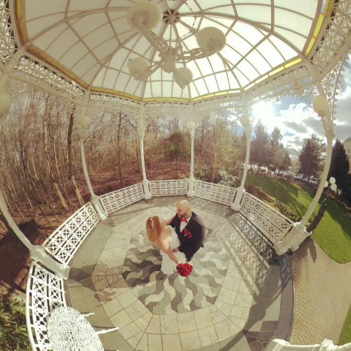 OUTDOOR 360 WEDDING PHOTOGRAPHY