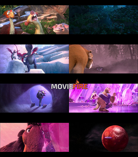 Ice Age: Collision Course (2016) 1080p