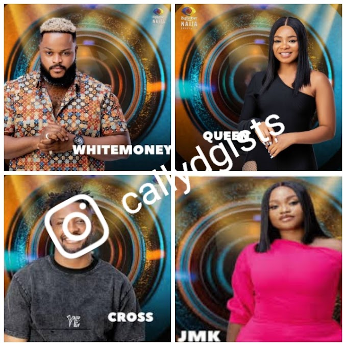 Bbnaija Confession: White Money Confessed That He Used To Bath Queen, Cross Baths JMK [VIDEO]