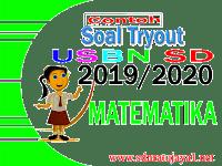 Latihan USBN SD Matematika Lengkap dengan Kunci Jawaban | Contoh Ke-2