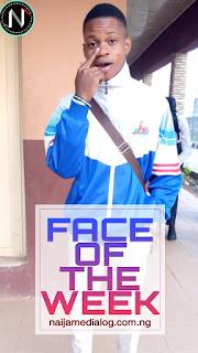 Face of the week: Adegbola Olubunmi Emmanuel - Naijamedialog