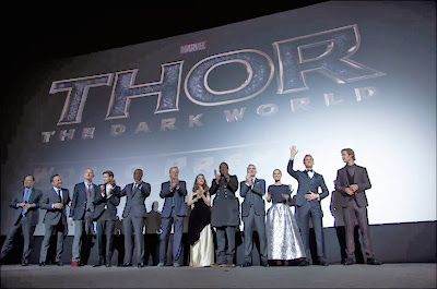 #ThorDarkWorld London Premiere, #ThorDarkWorldEvent