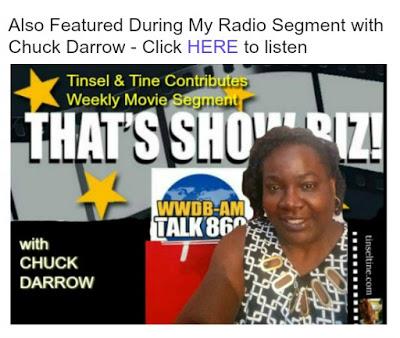 That's Show Biz with Chuck Darrow Week 9.12.17