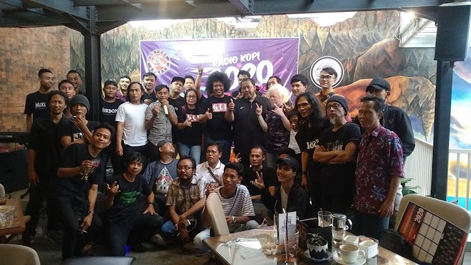 Deklarasi Guitar Community of Indonesia Chapter Gombong Jawa Tengah - 4 Januari 2020