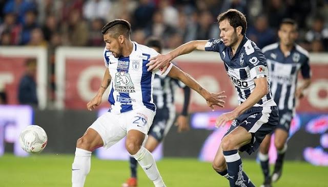 Pachuca vs Monterrey en vivo Final Clausura 2016