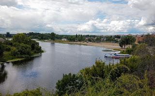 Белая Церковь. Река Рось