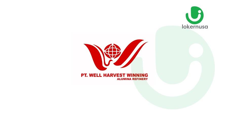 Lowongan Kerja PT Well Harvest Winning Alumina Refinery