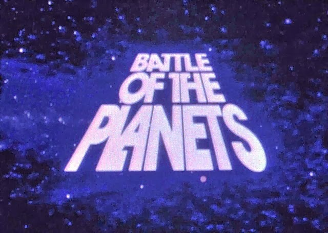 MUSINGS OF A SCI-FI FANATIC: Battle Of The Planets Logo