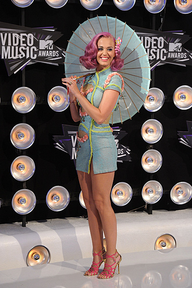 VMA 2011 Katy Perry
