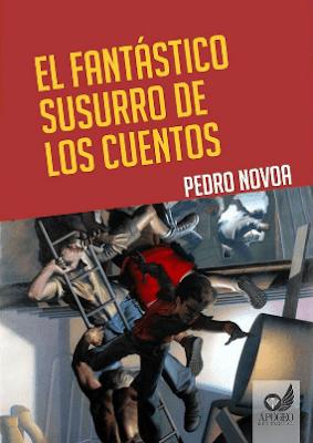 """Carátula de """"El Fantástico Susurro de los Cuentos"""" (Pedro Novoa - 2016)"""
