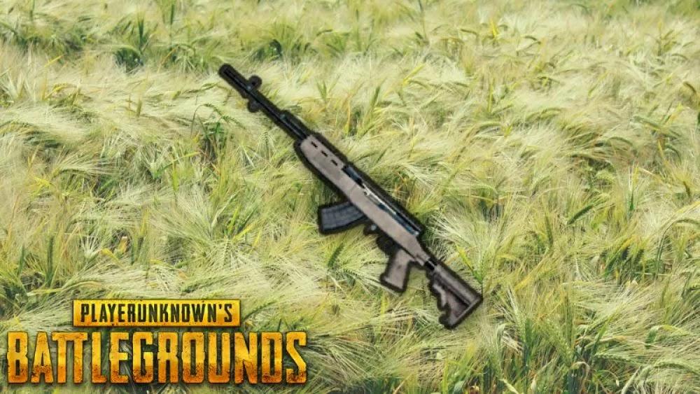 Tips Attachment Untuk Senjata SKS Pada PUBG