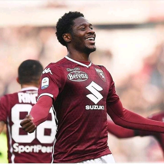 Super Eagles Defender Caught Pant-Down in Huge Torino Victory