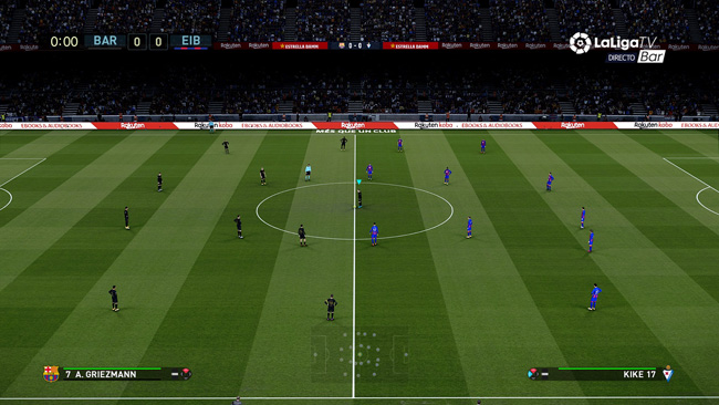 Stadiums Camp Nou Update For eFootball PES 2021