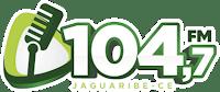 Rádio Rio Jaguaribe FM 104,7 de Jaguaribe - Ceará