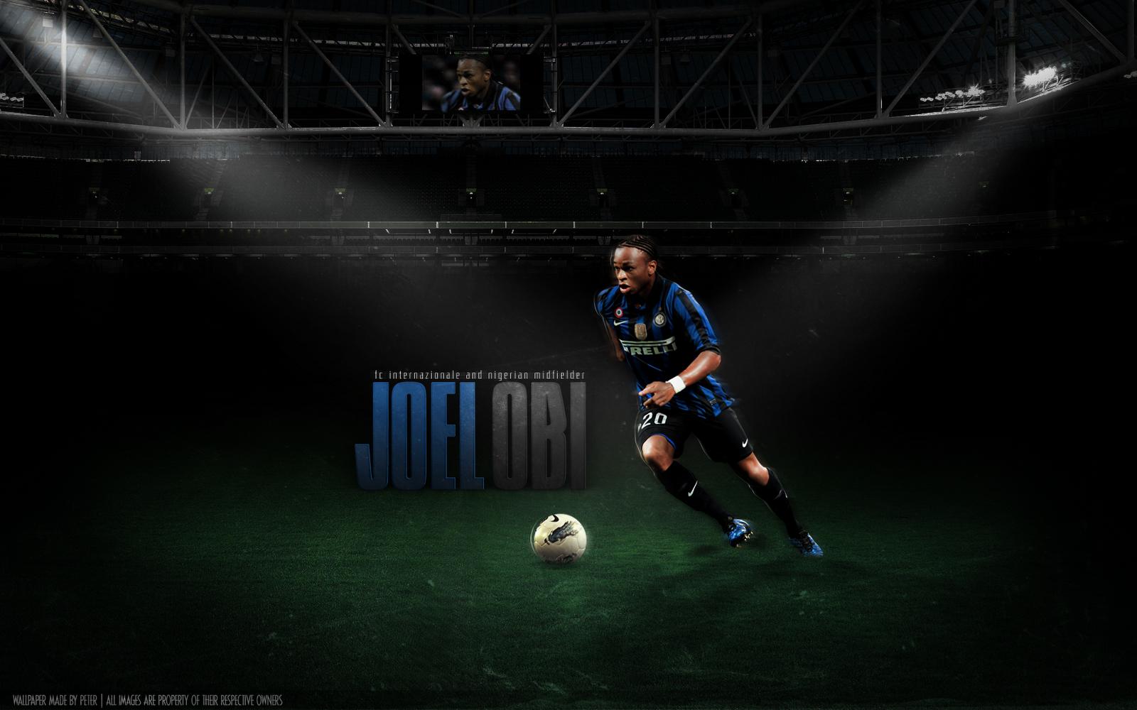 Football Wallpapers&Football-Avatars: Wallpaper-Joel Obi