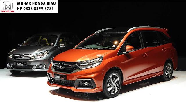Spesifikasi Honda Mobilio Terbaru 2017 Pekanbaru Riau