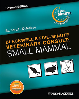 Blackwell's Five-Minute Veterinary Consult Small Mammal 2nd Edition