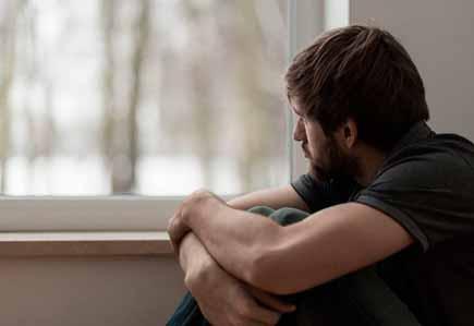Hombres y depresión