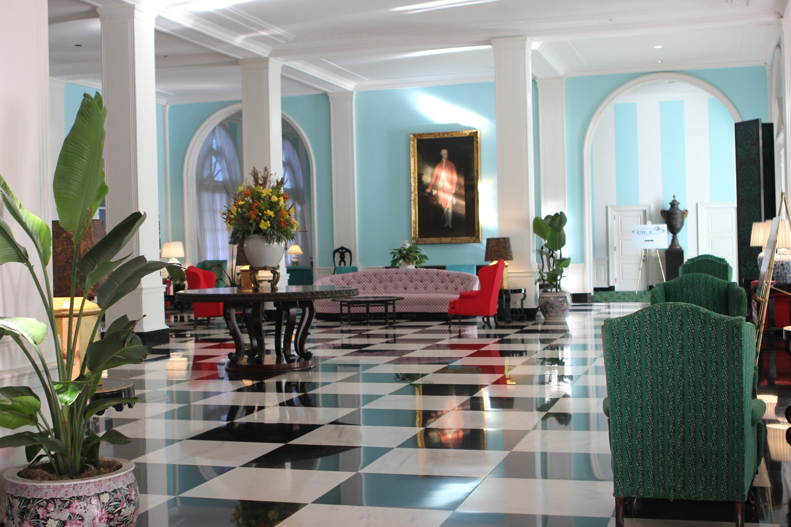 Romancing The Home The Greenbrier