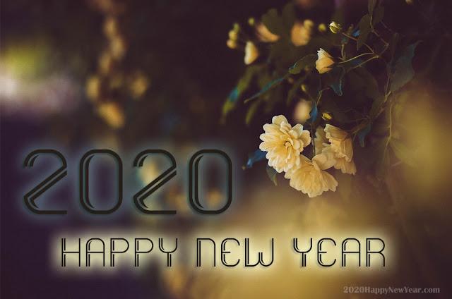 New Year 2020 Wallpaper HD