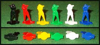 1169 Trek; Beast of Burden; Board Game; Board Game Playing Pieces; Boardgame Pieces; Jungle Explorers; Jungle Game; Pack Mule; Packing Cases; Packing Crates; Playing Board; Playing Pieces; Playing Pieces Trek; Small Scale World; smallscaleworld.blogspot.com; Spear's Games; Spear's Trek; Trek Board Game; Trek Donkey; Trek Jeep;