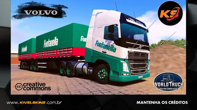 VOLVO FH16 750 - FONTANELLA TRANSPORTES