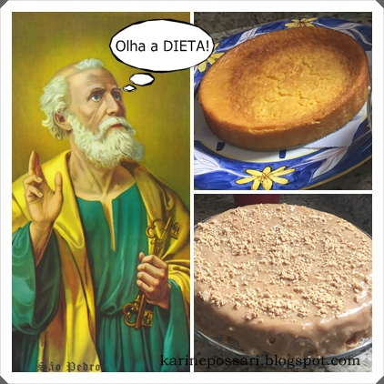 bolos de festa junina