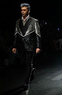 See pics of Karan Johar's new style