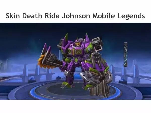 Johnson Mobile Legends