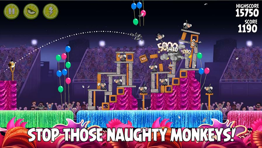 download Angry Birds Rio MOD APK 2