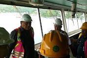 Terobosan Baru, Kapal Raksasa Bobot Muatan 2500 Konteiner Hadir di Bitung