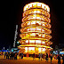 Malam minggu di Menara Condong , Teluk Intan