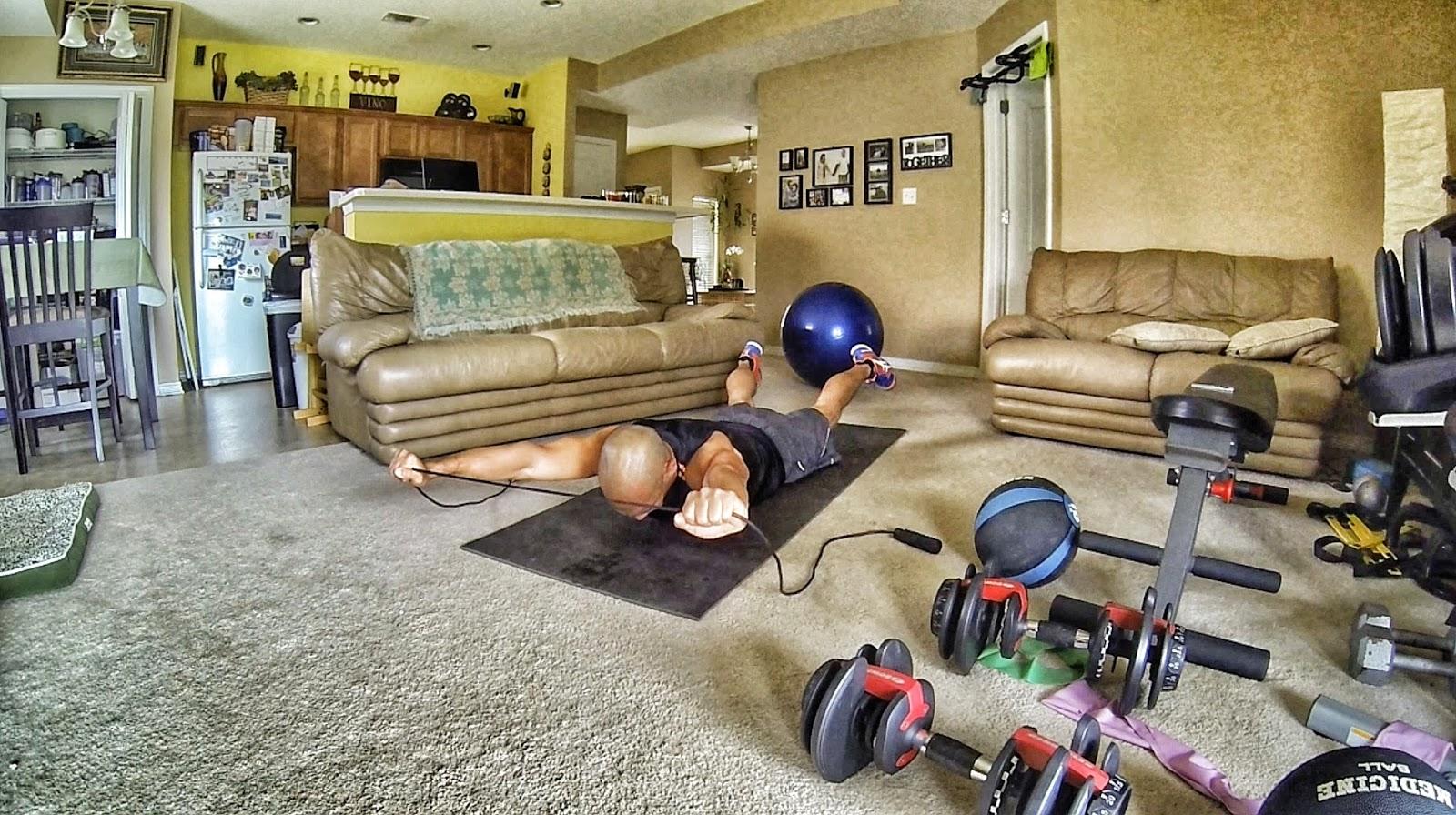 P90x2 P A P Upper Workout