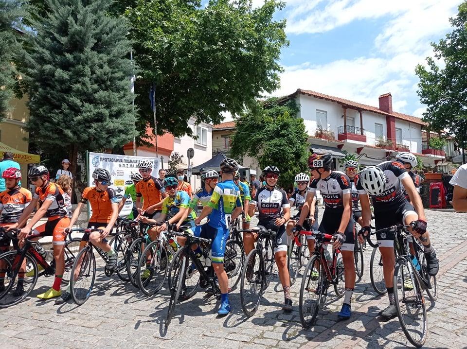 Γέμισε ποδηλάτες η ορεινή Ξάνθη