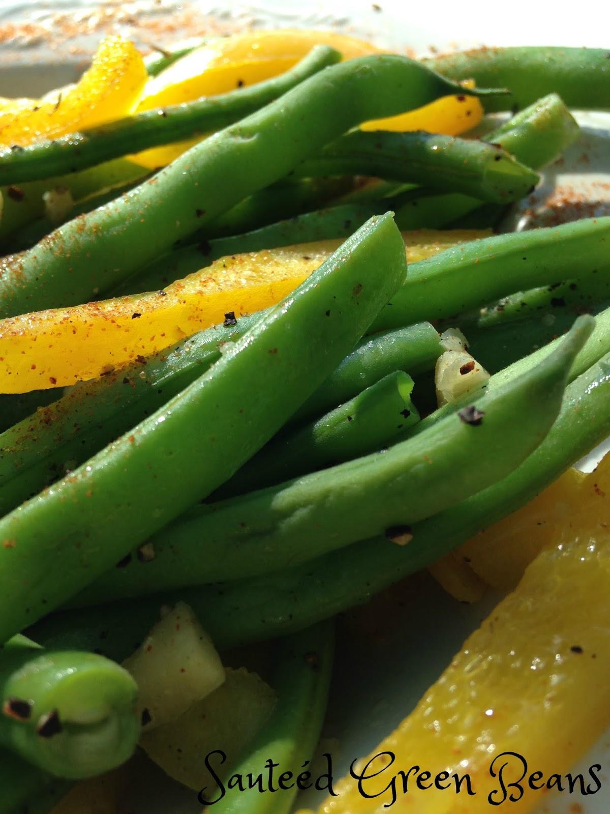 how to cook green beans until crisp-tender