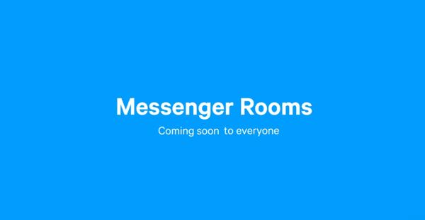 facebook messenger room rapat online 50 peserta tanpa batas waktu